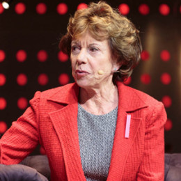 Il commissario europeo per l'Agenda Digitale, Neelie Kroes